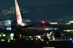Line up and wait Runway 32L (2)