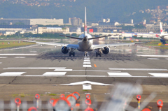 Vacate and Line up (Runway 32L) (2)