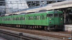 湖西線@京都駅3