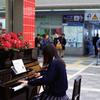 駅中ピアノ