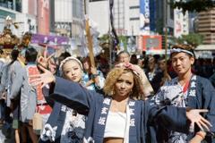 渋谷金王八幡宮例大祭2019④・5-4