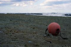 日本海・瀬波海岸の風景4-3