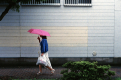 日常①・急な雨