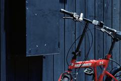 研究!自転車の撮り方・HUMMER
