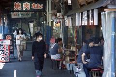 溝ノ口駅西口商店街・5-5