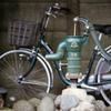 井戸と自転車