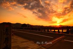 嵐山朝景 2