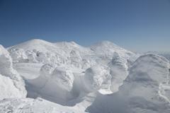 八甲田の樹氷
