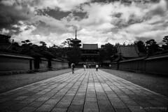 法隆寺中門(西院伽藍)