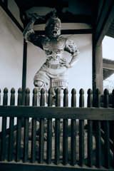 薬師寺 二天王像