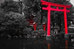川原神社・・・