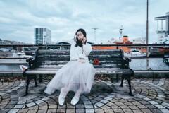 名古屋港にて・・・・
