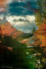 定光寺の秋色・・・