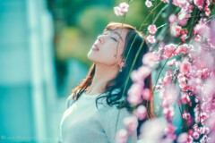 春を感じる・・・