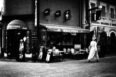 大須商店街・・・・