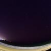 夜の波立海岸②