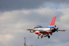 航空祭事前訓練F-2