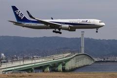 KIX 24L Landing ✈︎✈︎✈︎