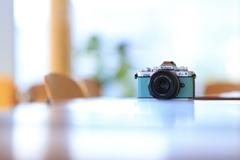 新しいカメラが届いた休日