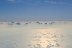 天空氷山(幻想世界)