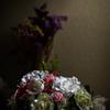 造花ですが^^;