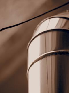 ステンレスの管
