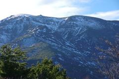 刈田岳(蔵王連峰)