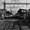 郡山駅(モノクロ版)