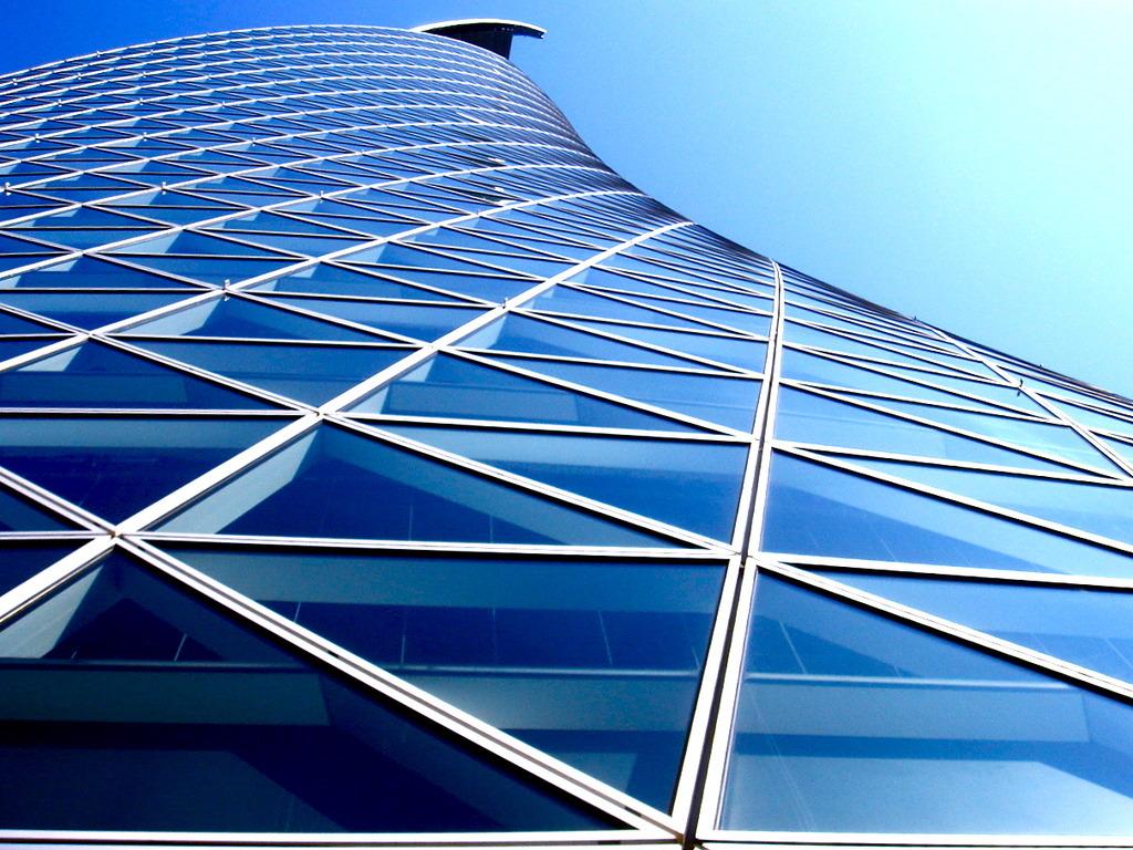 Geometrical tower
