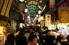 京都年の瀬散歩-京の台所-