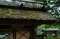 京都年の瀬散歩-俗世間との結界-