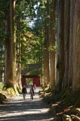 飯縄高原(戸隠神社)