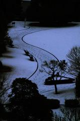 湘南雪景2