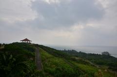海と展望台