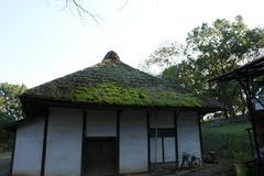 旧大須賀家住宅 裏手