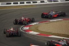 2008年F1上海グランプリ 7
