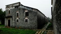 中国南部の洋風建築群 24