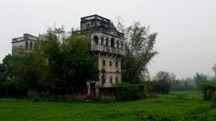 中国南部の洋風建築群 9
