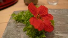 食べられる花
