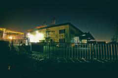夜の南港#1