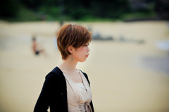 Portrait-Yuri in Yakushima