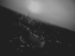 大阪の質感モノクロバージョン