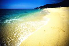 屋久島のいなか浜
