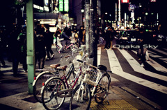 これぞ大阪スタイル『ゴチャゴチャ』