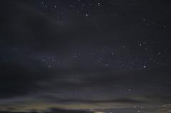 しらびそ高原の星空Ⅱ