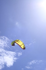 Catch wind