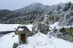 雪の花之江河
