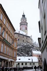 世界遺産の街・冬