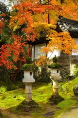 『西明寺の秋』