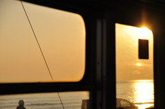 江ノ電の車窓から